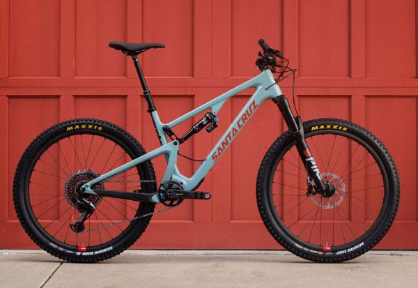 2020 Santa Cruz 5010 Full Suspension Mountain Bike