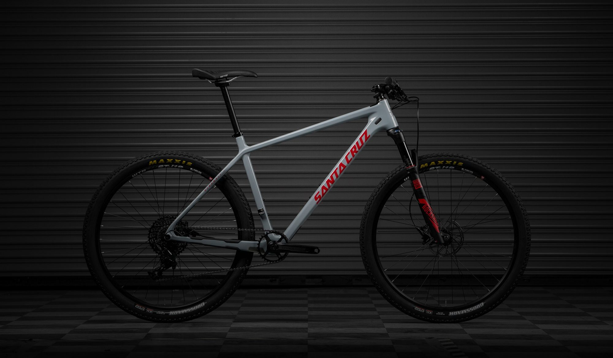 2018 Santa Cruz Highball 27.5 XC Race Mountain Bike