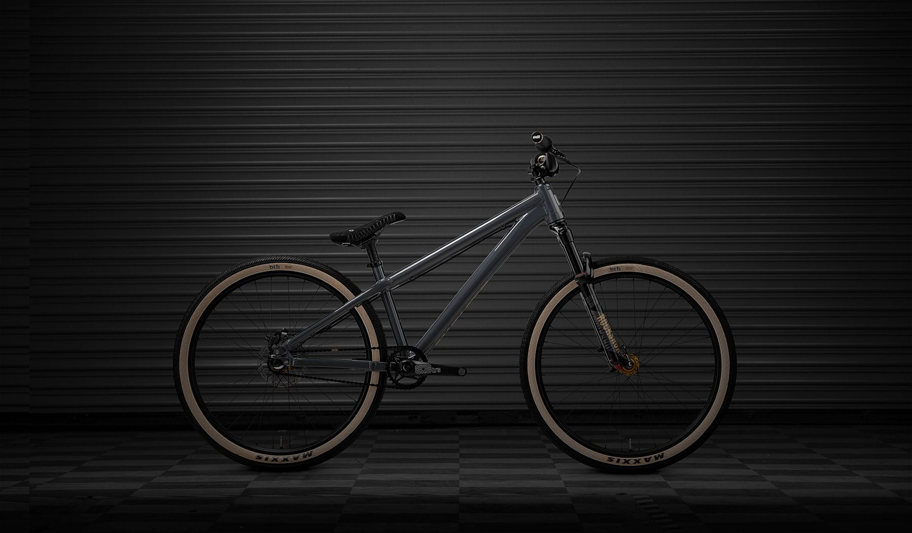 2018 Santa Cruz Jackal Dirt Jumper