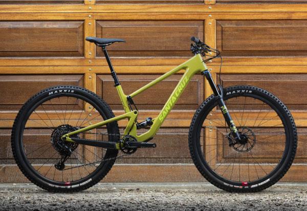 2020 Santa Cruz Tallboy Full Suspension Mountain Bike