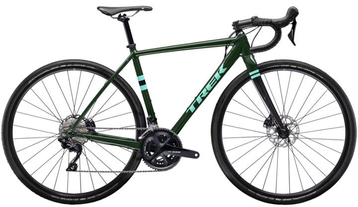 Checkpoint ALR 5 Women's gravel bike in green