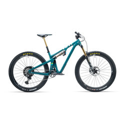 Yeti Cycles DEMO - SB130 Turq Series X01