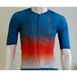 Summit Bicycles Pro Mesh Jersey Blue/White/Orange