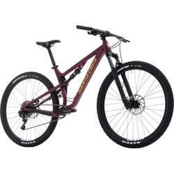Santa Cruz Demo Bike - Tallboy CC XO1