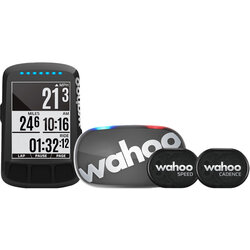 Wahoo ELEMNT BOLT Bundle Stealth