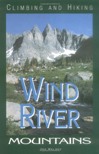 Misc Books and Media Climbing & Hiking Wind River 2nd Edition