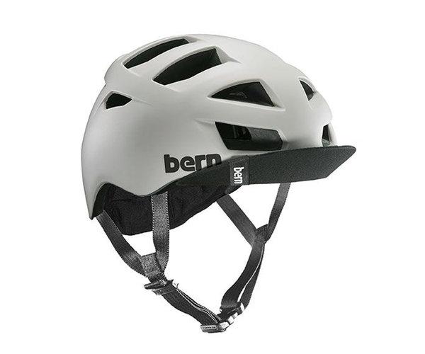 Bern Men's Allston Helmet w/ Flip Visor