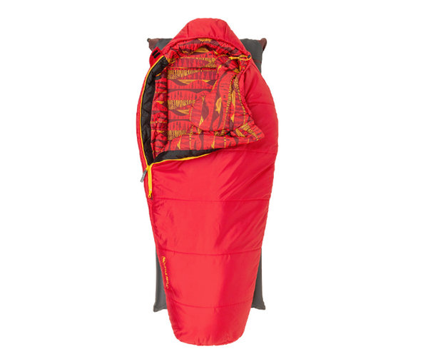 Big Agnes Little Red Youth Sleeping Bag