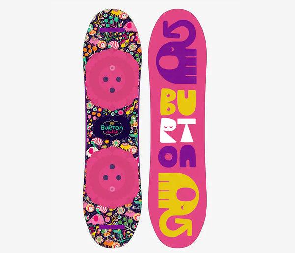 Burton Girl's Chicklet Snowboard