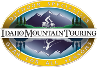 Idaho Mountain Touring Logo