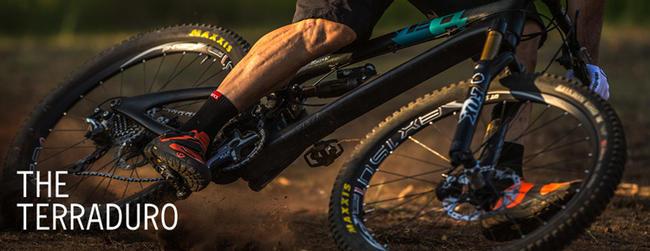 The Giro Terraduro. Enduro from the ground up.