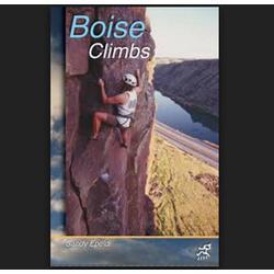Misc Books and Media Boise Climbs Book
