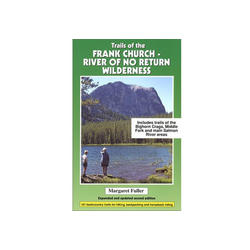 Misc Books and Media Frank Church - River of No Return Wilderness
