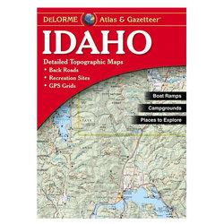 Liberty Mountain Idaho Recreation Atlas
