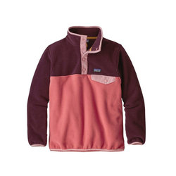Patagonia Girls' Lightweight Synch Snap-T Pullover