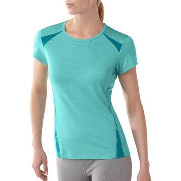 Smartwool Cortina Tech T-Shirt - Short-Sleeve - Women's
