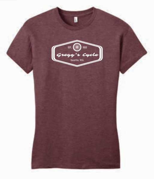 Gregg's Cycle T-Shirt - Women's