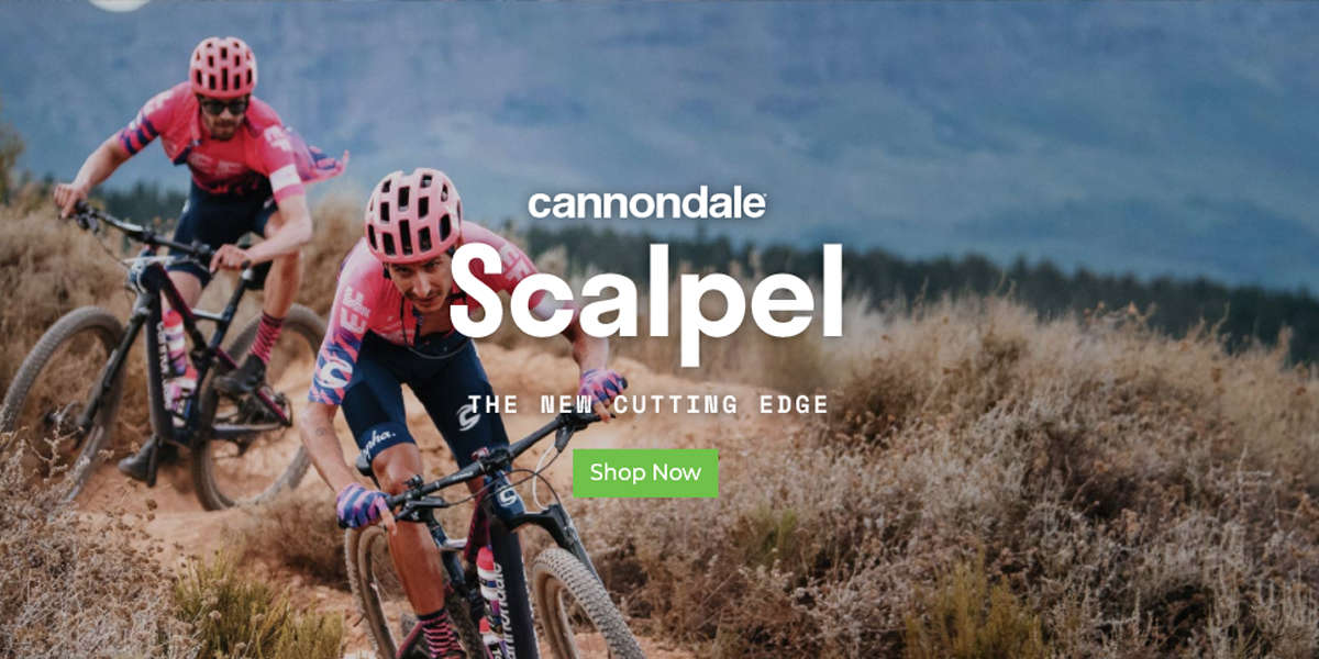 The New Cannondale Scalpel
