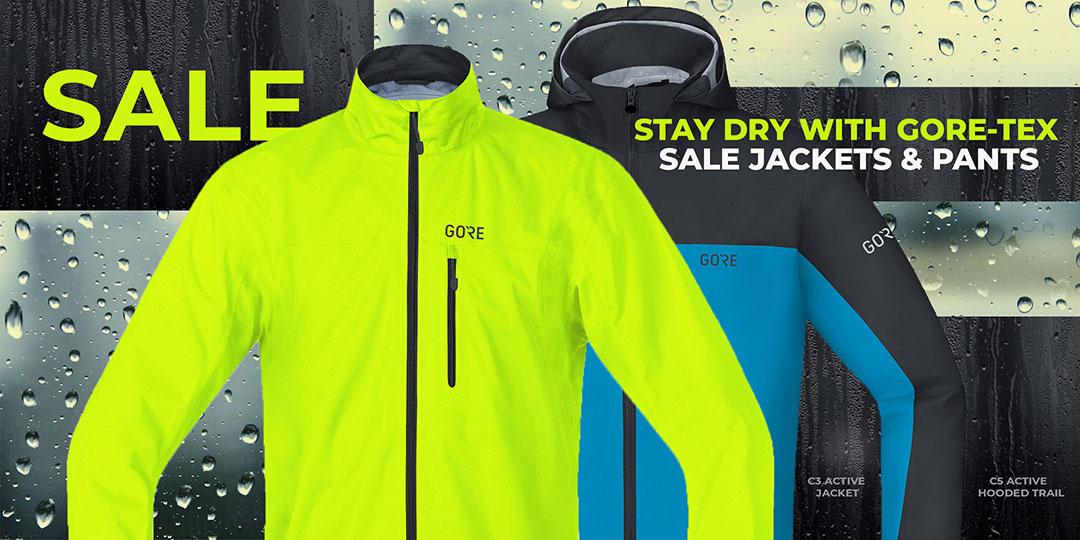 Gore Rain Wear Sale