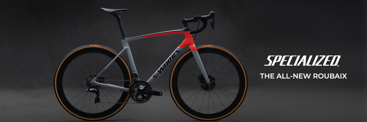 The All-New Specialized Roubaix