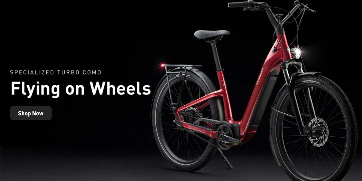 New Specialized Como E-Bike