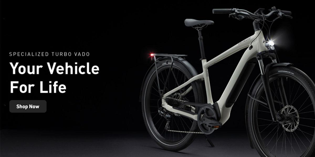 New Specialized Vado E-Bike