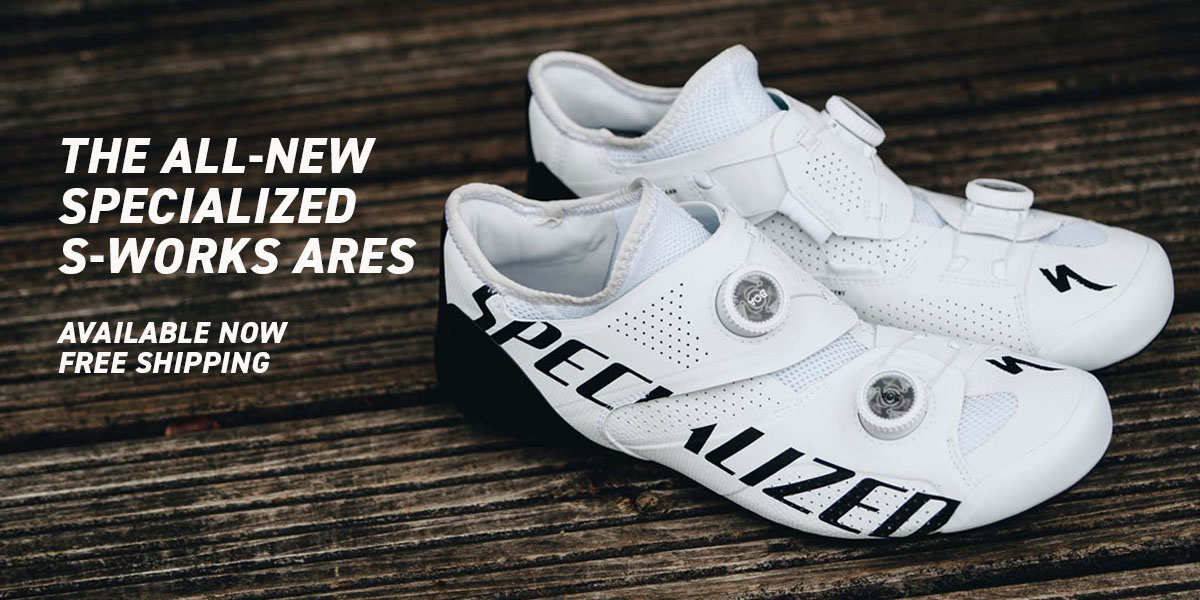 The All-New Specialized S-Works Ares Shoe