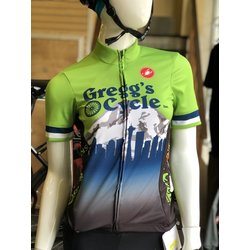 Gregg's Cycle Skyline Jersey - Women's