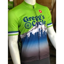 Castelli Gregg's Cycle Custom Jersey - Men's