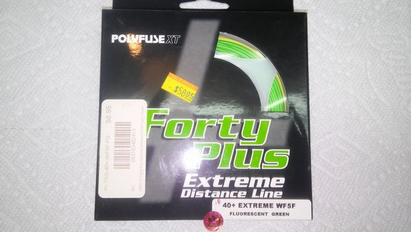 Airflo 40+ Extreme Distance Fly Line