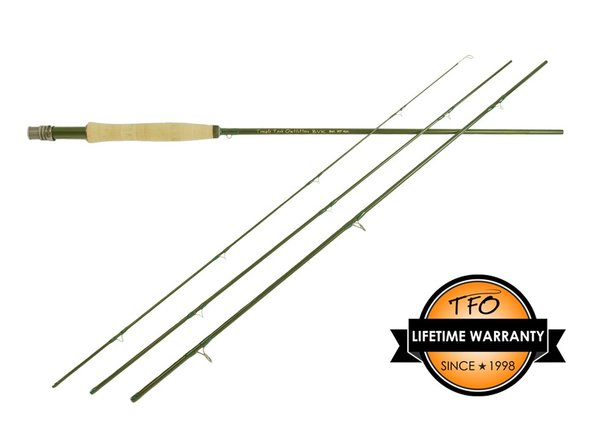 Temple Fork Outdoors BVK Fly Rod