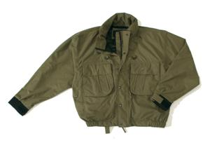 Frogg Toggs Hellbender Wading Jacket (Stone)