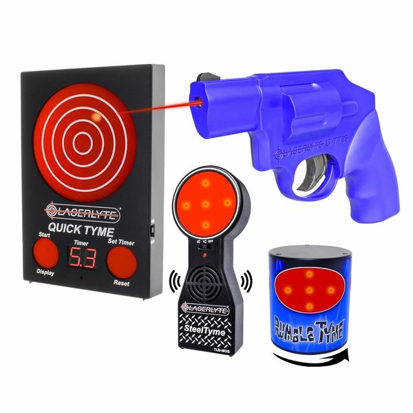 Laserlyte Laser Shooting Gallery Training Kit