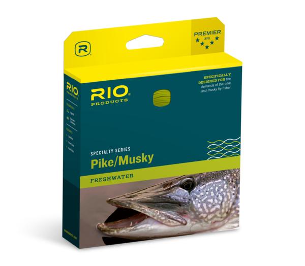 Rio Specialty Series Pike/Musky Fly Line