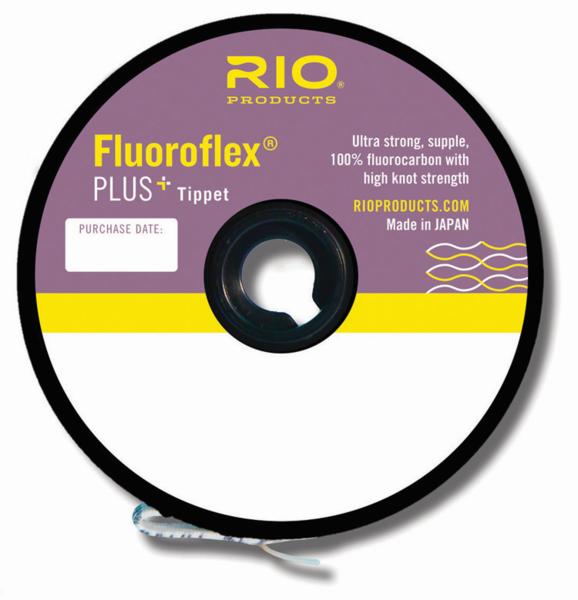 Rio Fluoroflex Plus+ Tippet Spool