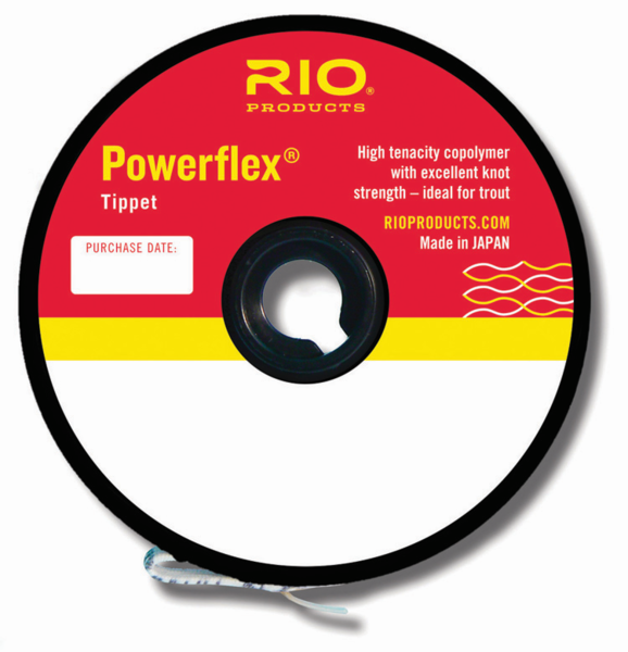 Rio PowerFlex Tippet Spool