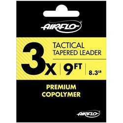 Airflo Tactical Tapered Copolymer leader