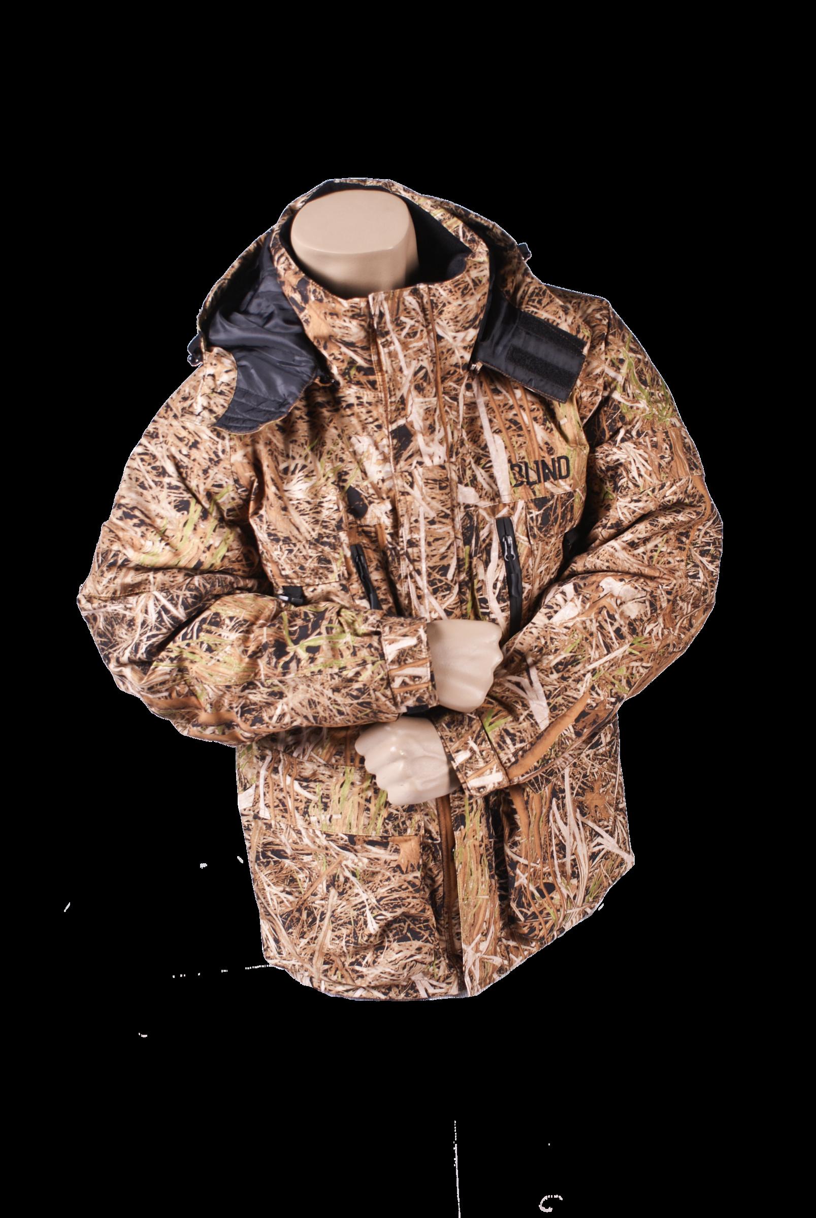 31b105f0d81a5 Striker Brands Duck Blind Sureflote Jacket - The Reel Angler ...