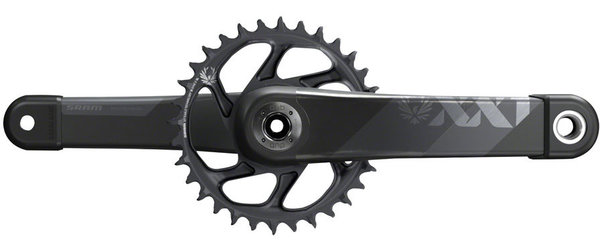 SRAM SRAM XX1 AXS 175mm Boost 34t