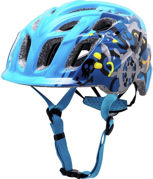 Kali Protectives Chakra Child Helmet Color: Tropical Turq
