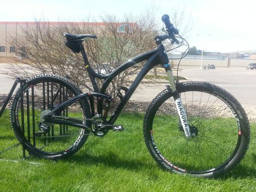 Niner Jet9 RDO Magura TS6 & MT8 equiped from Green Mountain Sports