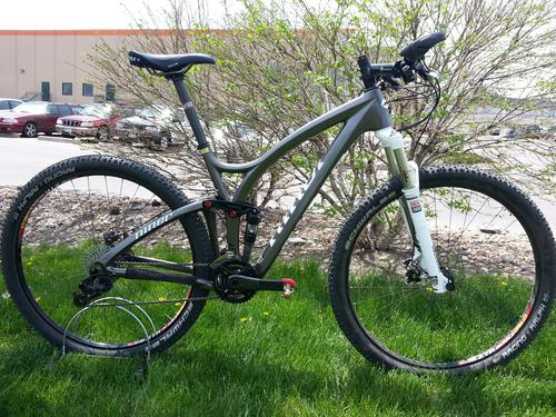 Niner Jet 9 Carbon with SRAM XO by Green Mountain Sports Lakewood Colorado