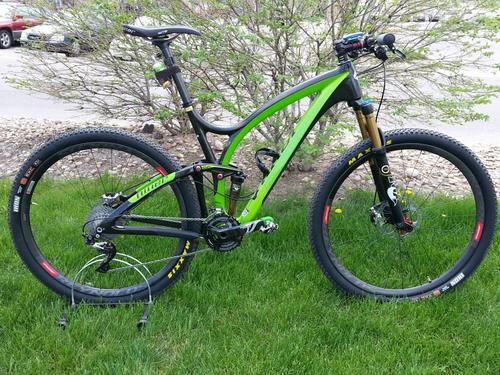 Niner Jet 9 RDO 5 star build built by Green Mountain Sports
