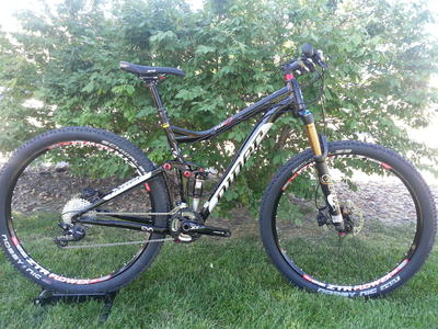 2013 Niner RIP9 3 star build F29 24 CTD & Rock Shox Reverb Green Mountain Sports