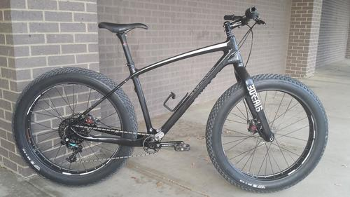 Borealis Yampa with SRAM X01 and HED Big Deal Wheelset 303.987.8758