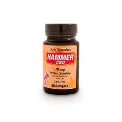 Hammer Nutrition CBD Softgels