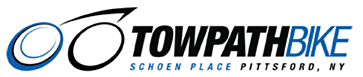 Towpath Bike Logo