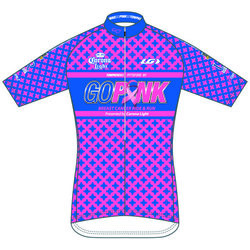 Towpath Bike GO PINK JERSEY 2016