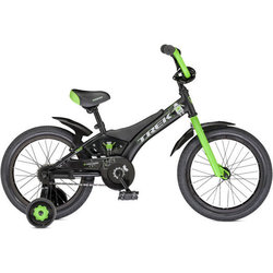 Towpath Bike USED Jet 16 Robot black/green
