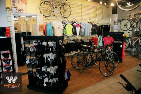 Wamsley Cycles - More cool stuff!